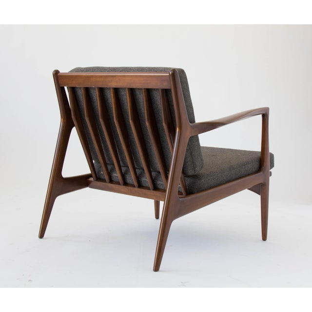 Ib Kofod-Larsen for Selig Lounge Chair For Sale In Los Angeles - Image 6 of 11