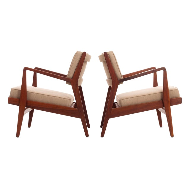 Jens Risom Lounge Chairs - Image 1 of 13