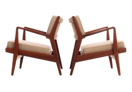 Image of Jens Risom Accent Chairs