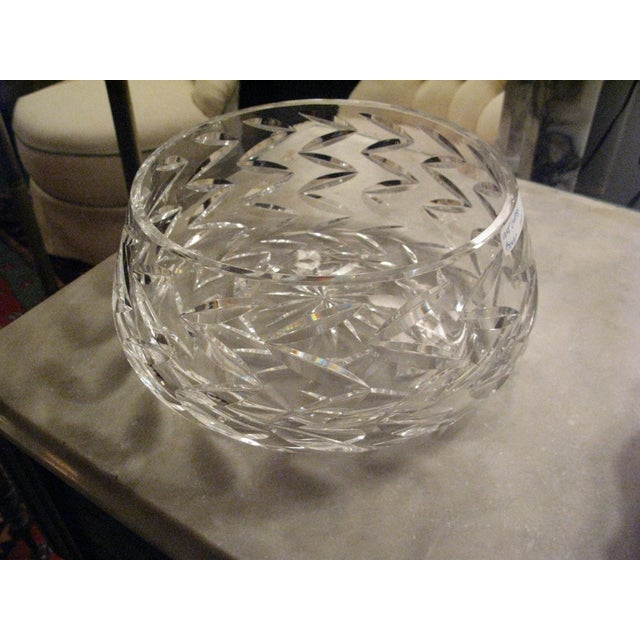Waterford Crystal Centerpiece Bowl - Image 5 of 5