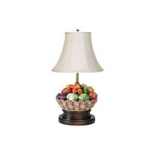 Frederick Cooper Vegetable Table Lamp