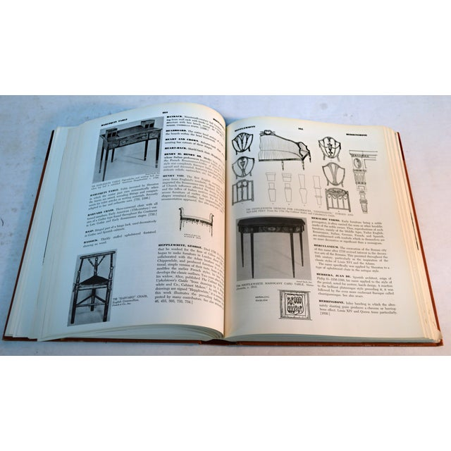 "1967 ""The New Encyclopedia of Furniture"" Book by Joseph Aronson For Sale - Image 5 of 5"
