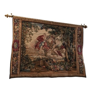 Autumn Harvest Wall Tapestry For Sale