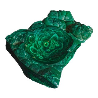 1960s Malachite Bowl For Sale