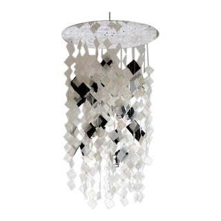 Contemporary Solar Chandelier For Sale
