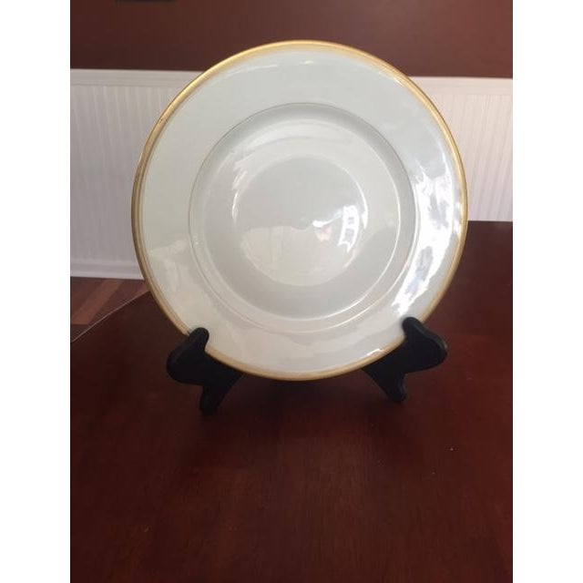 Antique Limoges France Dinner Plates - Set of 6 - Image 3 of 9
