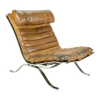 "Arne Norell Mid-Century Modern ""Ari"" Lounge Chair For Sale"