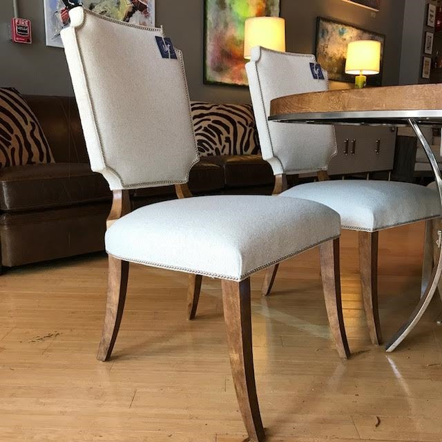 Bernhardt Soho Luxe Dining Set For Sale - Image 5 of 7