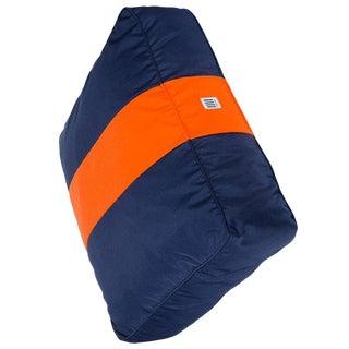 Orange Stripe Dog Bed For Sale