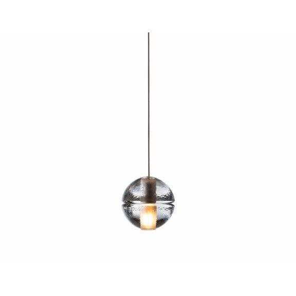 Glass Bocci 14.1 Track Lighting Pendants - Set of 4 For Sale - Image 7 of 7