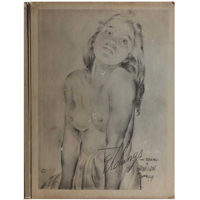 Hawaiian Etchings and Drawings Book - Image 1 of 3