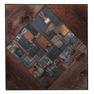 Antique Multi Dimensional Wooden Wall Sculpture,Wall Art For Sale