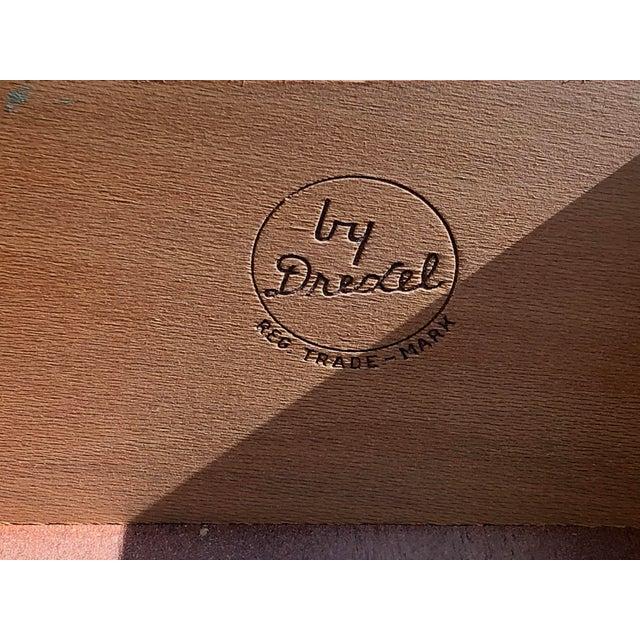 Drexel French Provincial Desk Vanity For Sale - Image 9 of 10