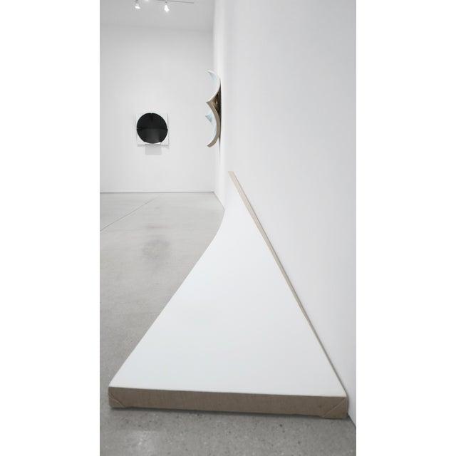 """Abstract Jan Maarten Voskuil """"Zonder"""" Acrylics on Linen For Sale - Image 3 of 4"""