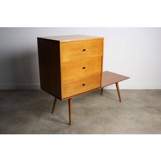 1960s Danish Modern Paul McCobb Planner Group Bench and Cabinet Preview