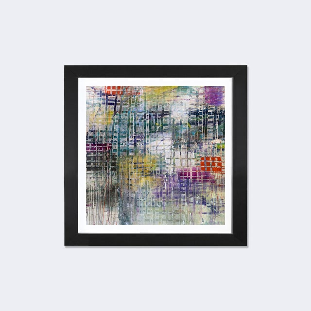Woven Framed Print by Julian Spencer - Image 2 of 3