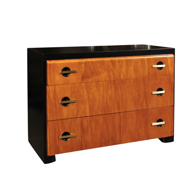 Magnificent Restored Streamline Moderne Commode by John Stuart, circa 1935 For Sale - Image 13 of 13