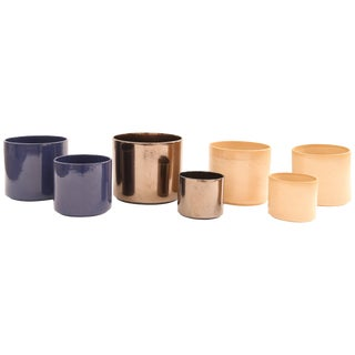 Seven Gainey Planters For Sale