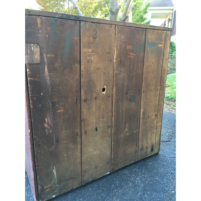 Antique Jelly Cabinet For Sale - Image 5 of 11