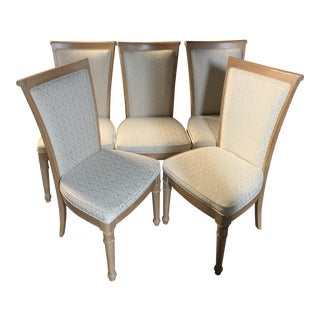 Stanley Furniture Double Pedestal Continental Dining Room Set For Sale