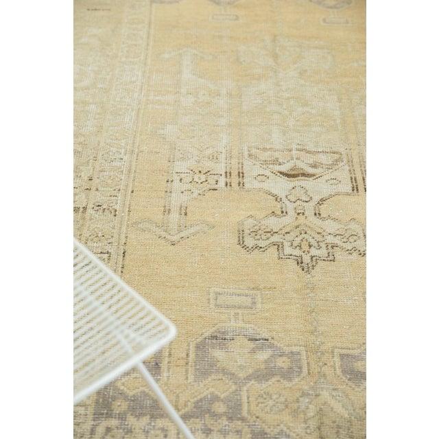 "1950s Vintage Distressed Oushak Carpet - 5'6"" X 9'1"" For Sale - Image 5 of 13"