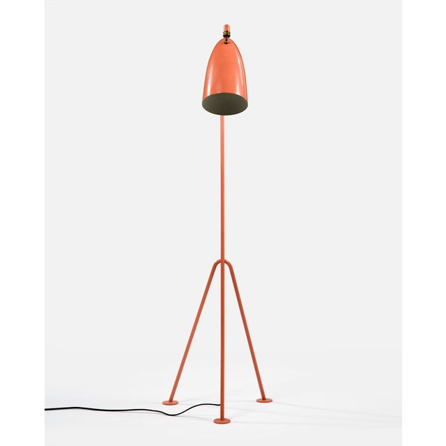 """Grasshopper"" floor lamp - Image 3 of 5"