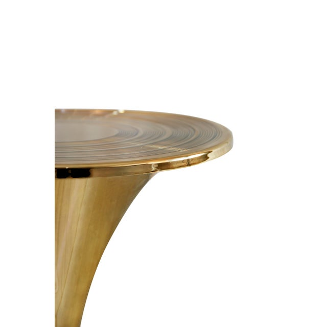 Modern Botti Side Table From Covet Paris For Sale - Image 3 of 6