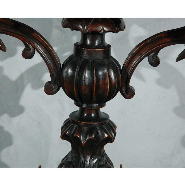 Mid 19th Century Black Forest Planter For Sale - Image 5 of 6