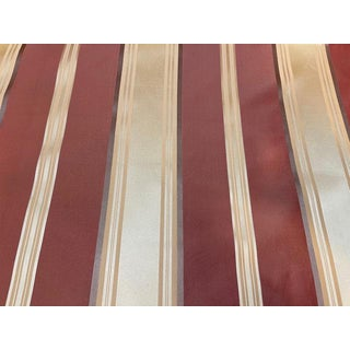 Scalamandre Silk Satin Ribbon Taffeta Fabric For Sale