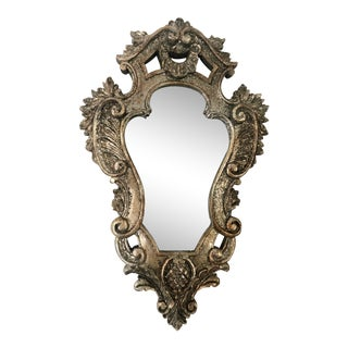 French Style Wall Mirror For Sale