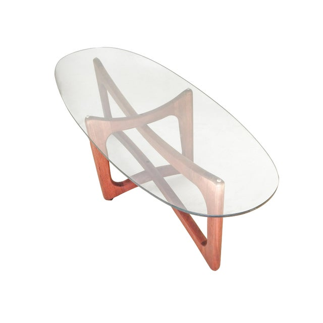 Adrian Pearsall Adrian Pearsall Coffee Table For Sale - Image 4 of 8