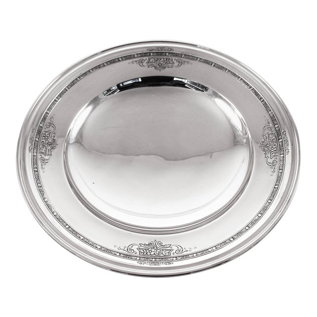 Sterling Lady Constance Tazza For Sale