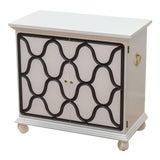 Image of Dorothy Draper Two-Door Cabinet For Sale
