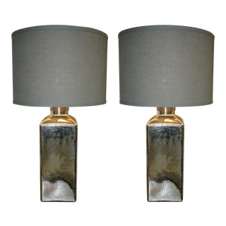 Mercury Lamps - a Pair For Sale