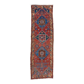 Kurdish Runner Rug - 3′ × 11′ For Sale