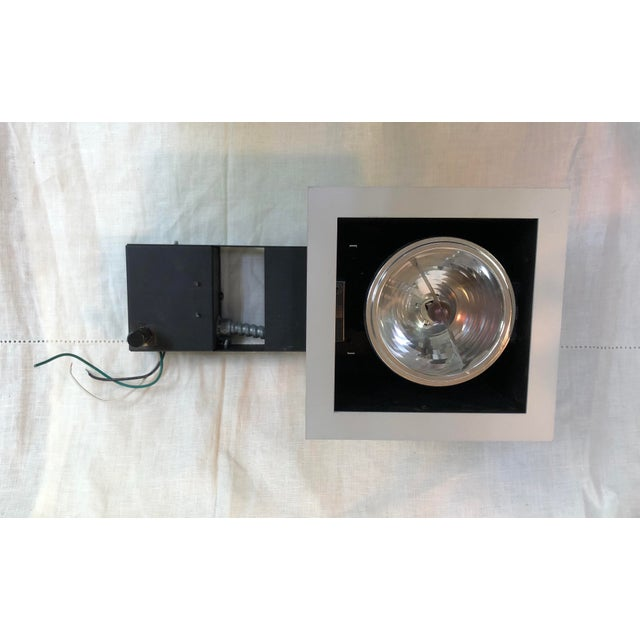 Contemporary Flos Battery Trim Ceiling Die Cast Aluminum Spotlight For Sale - Image 3 of 6