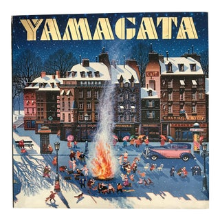 """1986 """"The Art of Yamagata"""" Signed First Edition Book For Sale"""