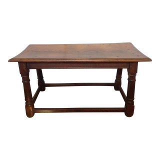 19th C. American Table / Bench For Sale