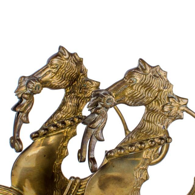 Antique Venetian Gondola Cavallis - A Pair - Image 3 of 6