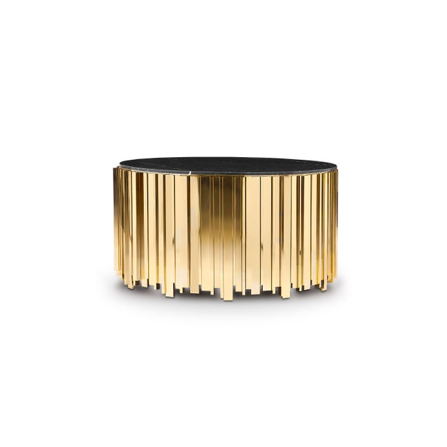 Not Yet Made - Made To Order Empire Center Tables From Covet Paris For Sale - Image 5 of 5