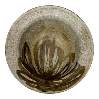 Vintage Ceramic Bowl For Sale