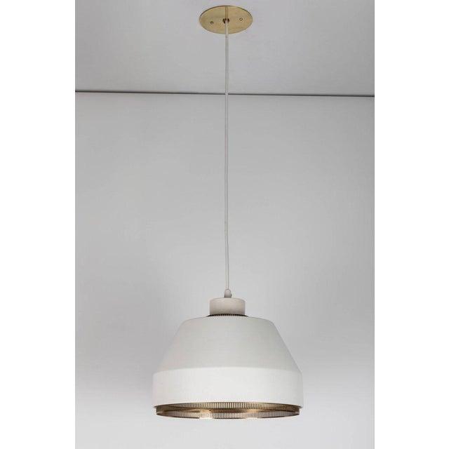 1940s Modern Aino Aalto 'Ama 500' Pendant Light For Sale - Image 13 of 13