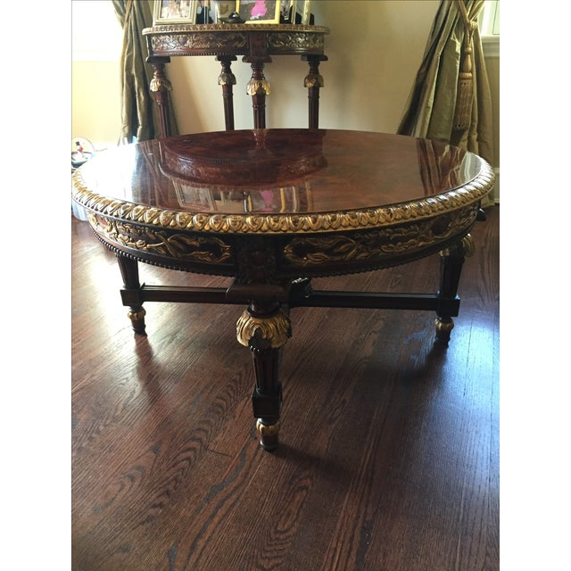 Louis XVI Reproduction Coffee Table - Image 2 of 6
