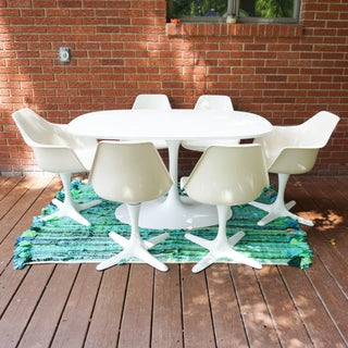 1960s Space Age Burke Dining Set - 7 Pieces Preview