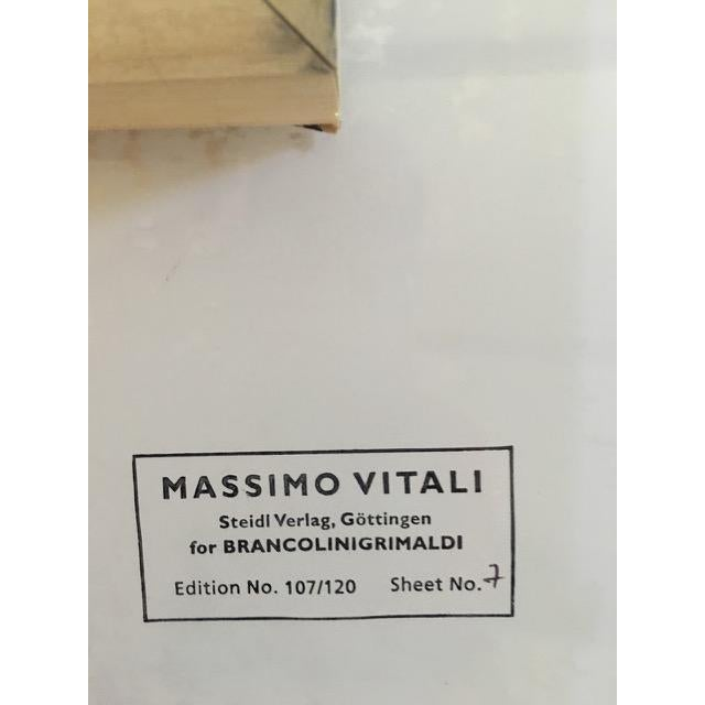 Massimo Vitali Diptych Limited Edition - Image 5 of 5