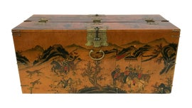 Image of Asian Trunks and Blanket Chests