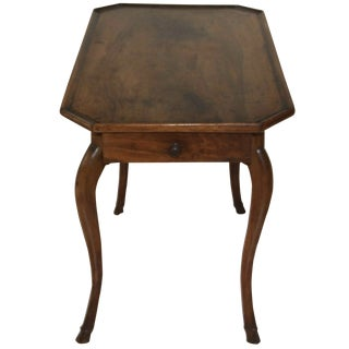 18th Century French Louis XV Table With Hoof Feet For Sale