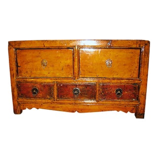 5-Drawer Kang Cabinet For Sale