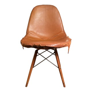 Charle and Ray Eames Dowel-Leg 'Dkw' Chair For Sale