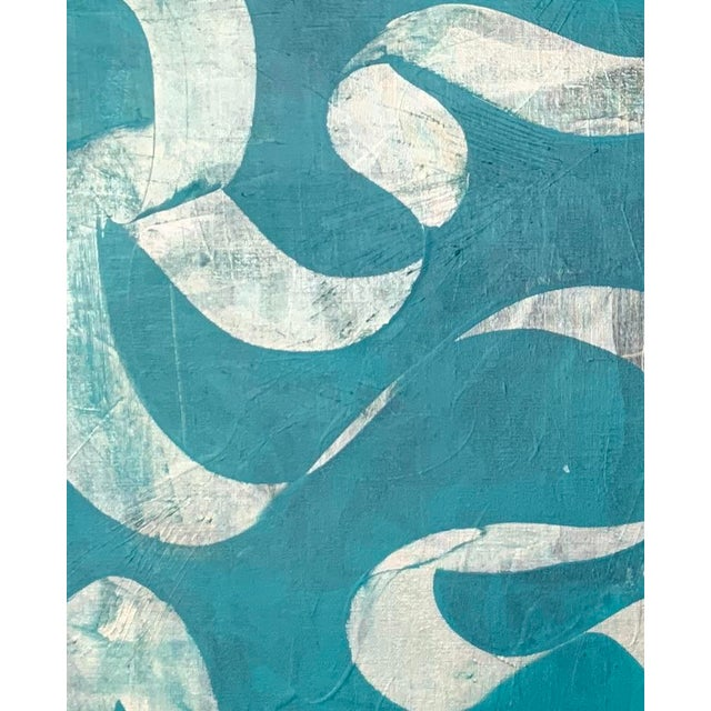 Original Abstract Large Scale Painting For Sale - Image 4 of 5